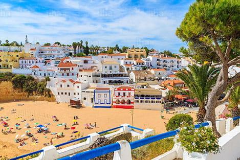 Carvoeiro Beach Vila - perfectalgarvetransfers.com - Perfect Algarve Transfers