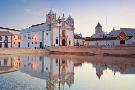 Lagos Church- perfectalgarvetransfers.com - Perfect Algarve Transfers