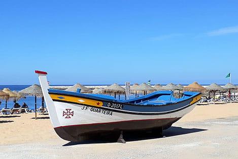 Quarteira Fishing Boat - perfectalgarvetransfers.com - Perfect Algarve Transfers