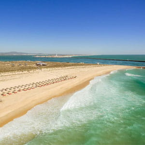 Desert Island - Perfect Algarve Transfers